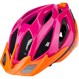 KED Spiri Two Casco, pink orange